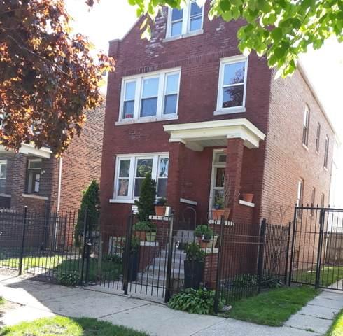 5010 S Fairfield Avenue, Chicago, IL 60632 (MLS #10884936) :: Helen Oliveri Real Estate