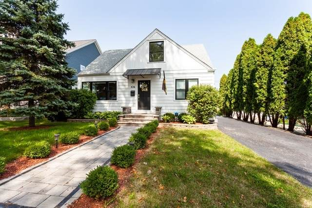 436 Gierz Street, Downers Grove, IL 60515 (MLS #10884953) :: Littlefield Group