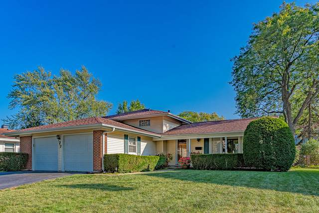 77 Eden Road, Elk Grove Village, IL 60007 (MLS #10884957) :: Helen Oliveri Real Estate
