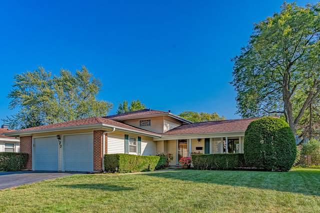77 Eden Road, Elk Grove Village, IL 60007 (MLS #10884957) :: Littlefield Group