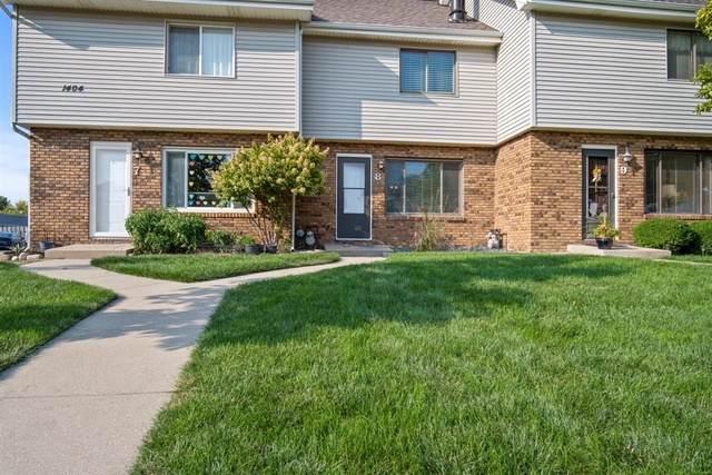 1404 Keller Road #8, Normal, IL 61761 (MLS #10884961) :: John Lyons Real Estate