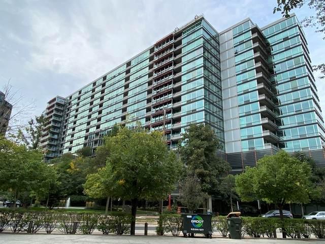 800 Elgin Road #1118, Evanston, IL 60201 (MLS #10884969) :: The Wexler Group at Keller Williams Preferred Realty
