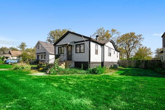 15537 Lamon Avenue, Oak Forest, IL 60452 (MLS #10884978) :: Property Consultants Realty