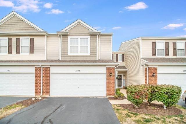 1108 Heron Circle, Joliet, IL 60431 (MLS #10885003) :: Helen Oliveri Real Estate