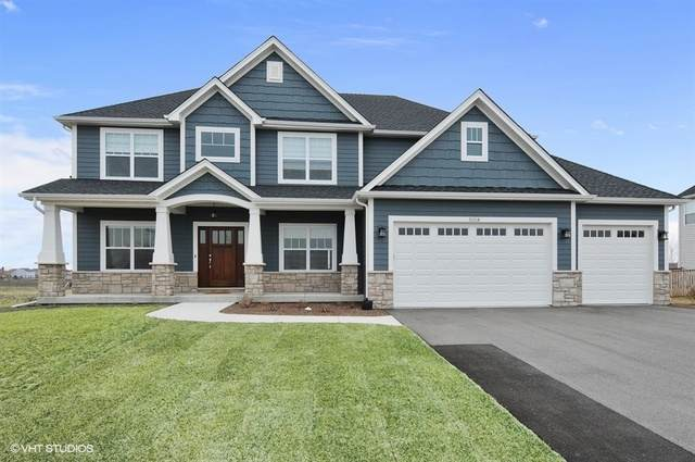 4703 Laughton Avenue, Oswego, IL 60543 (MLS #10885005) :: Lewke Partners