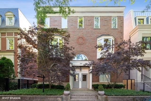 1911 N Dayton Street 1A, Chicago, IL 60614 (MLS #10885120) :: Helen Oliveri Real Estate