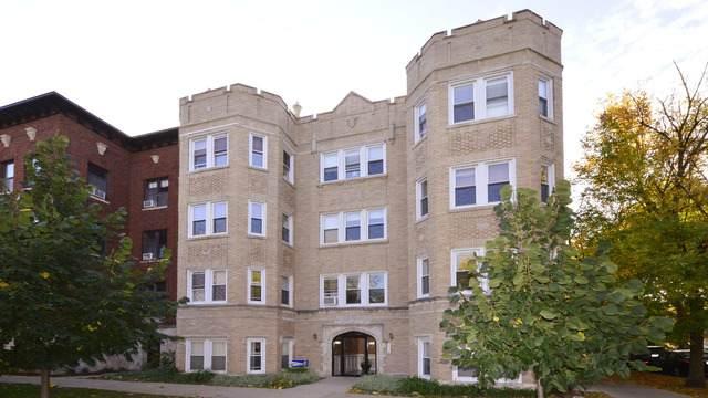 6656 N Glenwood Avenue #1, Chicago, IL 60626 (MLS #10885160) :: Helen Oliveri Real Estate