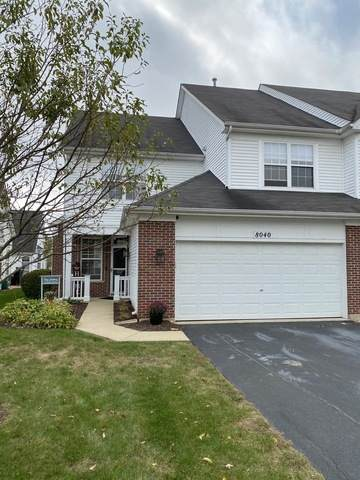8040 Bluestem Avenue, Joliet, IL 60431 (MLS #10885168) :: Helen Oliveri Real Estate