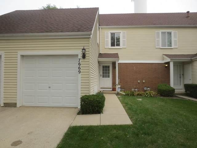 7669 Weymouth Circle, Hanover Park, IL 60133 (MLS #10885183) :: Lewke Partners