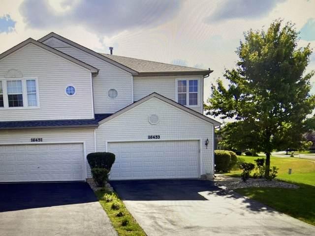 16453 Newcastle Way, Lockport, IL 60441 (MLS #10885192) :: John Lyons Real Estate