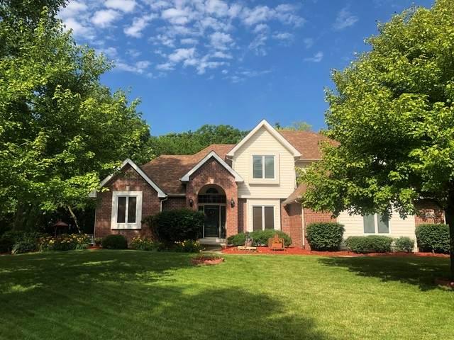 22326 S Newcastle Court, Joliet, IL 60404 (MLS #10885208) :: Helen Oliveri Real Estate
