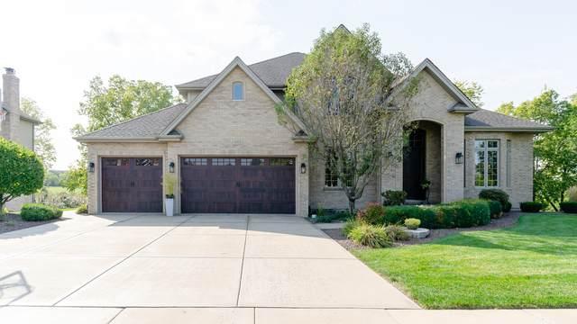 19326 Boulder Ridge Drive, Mokena, IL 60448 (MLS #10885255) :: John Lyons Real Estate