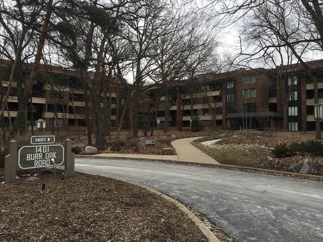1401 Burr Oak Road 217B, Hinsdale, IL 60521 (MLS #10885263) :: John Lyons Real Estate