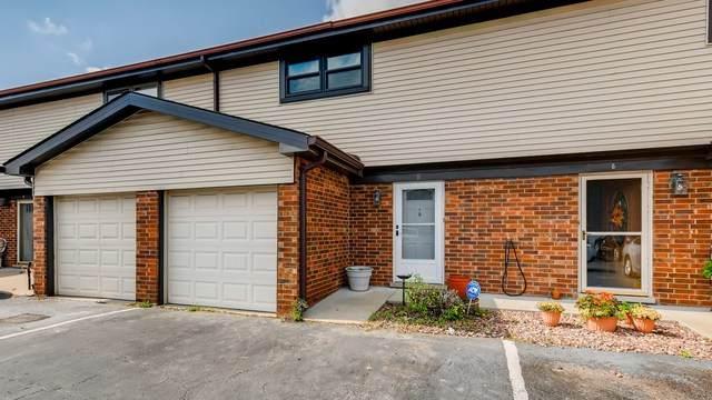 7240 W 84th Street D, Bridgeview, IL 60455 (MLS #10885282) :: Lewke Partners