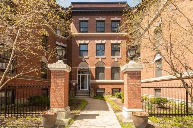 5306 S Cornell Avenue #3, Chicago, IL 60615 (MLS #10885468) :: Littlefield Group