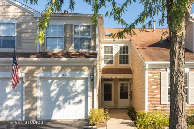 77 Coolidge Court B, Streamwood, IL 60107 (MLS #10885519) :: Lewke Partners
