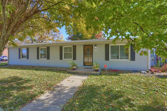 106 N Market Street, OGDEN, IL 61859 (MLS #10885600) :: Littlefield Group