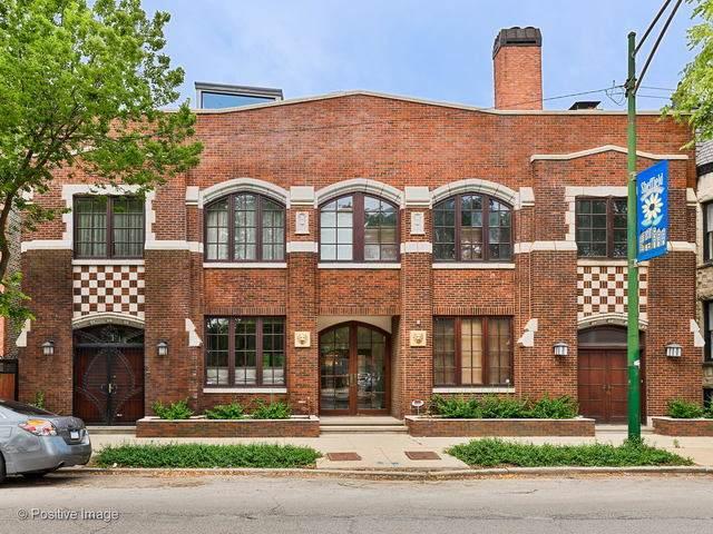 2238 N Racine Avenue, Chicago, IL 60614 (MLS #10885644) :: Helen Oliveri Real Estate