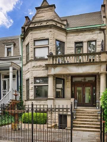 2478 N Orchard Street, Chicago, IL 60614 (MLS #10885673) :: Helen Oliveri Real Estate