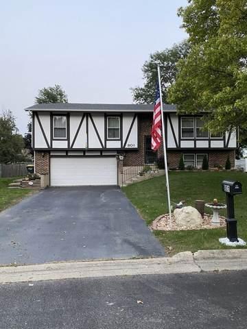 801 Ottawa Court, Carol Stream, IL 60188 (MLS #10885682) :: John Lyons Real Estate