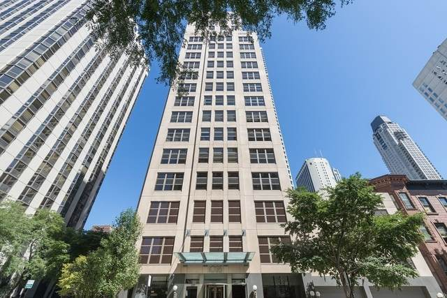 1035 N Dearborn Street 8W, Chicago, IL 60610 (MLS #10885715) :: Helen Oliveri Real Estate