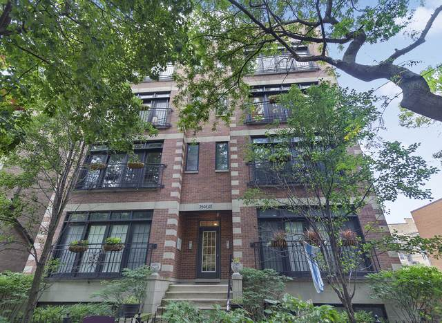 3548 N Reta Avenue 3N, Chicago, IL 60657 (MLS #10885949) :: Helen Oliveri Real Estate