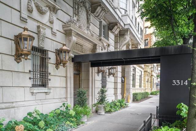 3314 N Lake Shore Drive 7C, Chicago, IL 60657 (MLS #10886015) :: Helen Oliveri Real Estate