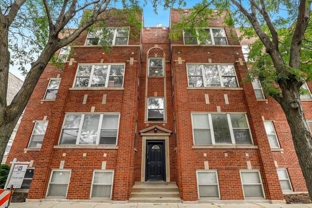 3108 W Belle Plaine Avenue #3, Chicago, IL 60618 (MLS #10886084) :: Helen Oliveri Real Estate