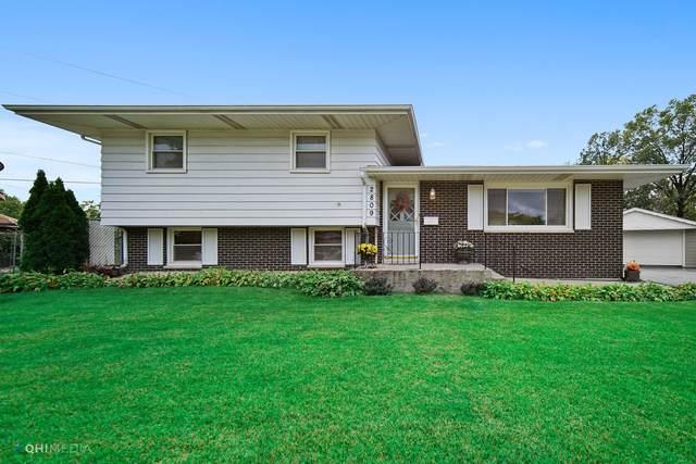 2809 Forest Lane, Lansing, IL 60438 (MLS #10886292) :: Helen Oliveri Real Estate