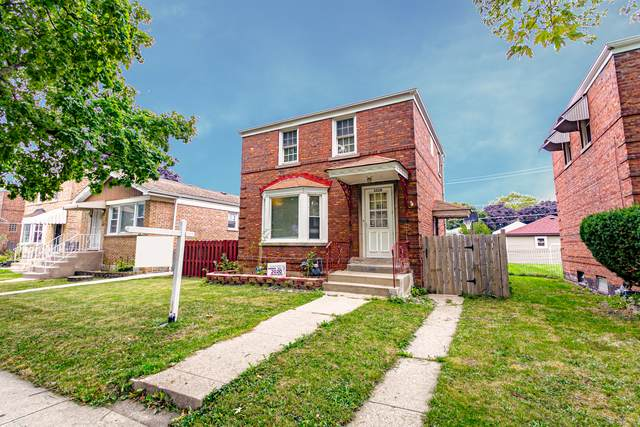 3528 S Central Avenue, Cicero, IL 60804 (MLS #10886320) :: John Lyons Real Estate