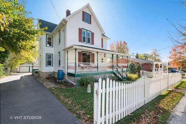 205 E Nebraska Street, Elburn, IL 60119 (MLS #10886383) :: John Lyons Real Estate