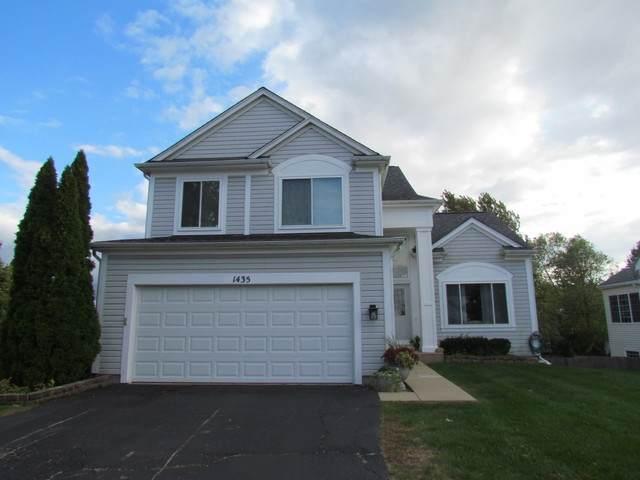 1435 Snow Drift Circle, Bartlett, IL 60103 (MLS #10886469) :: Ani Real Estate