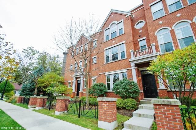 6333 Hennings Court, Morton Grove, IL 60053 (MLS #10886483) :: Ryan Dallas Real Estate