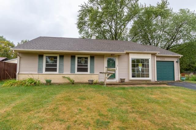 1020 Oakland Drive, Streamwood, IL 60107 (MLS #10886693) :: John Lyons Real Estate