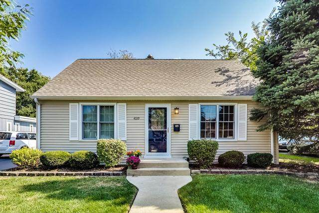 4339 Prospect Avenue, Downers Grove, IL 60515 (MLS #10886802) :: Littlefield Group