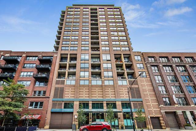 400 W Ontario Street #1301, Chicago, IL 60654 (MLS #10886837) :: Ryan Dallas Real Estate
