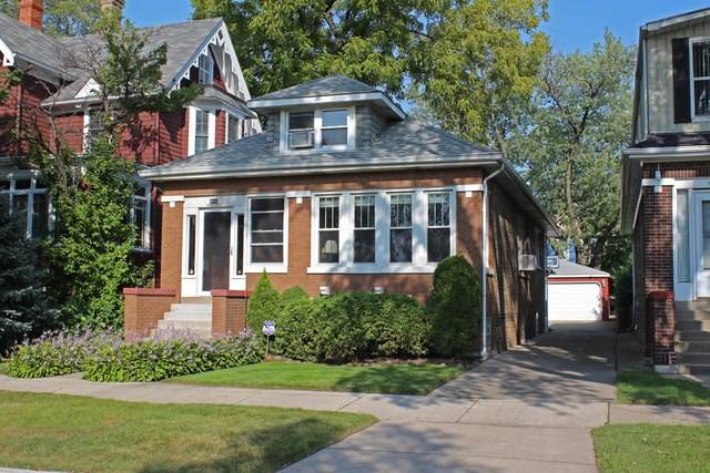 4643 N Keating Avenue, Chicago, IL 60630 (MLS #10886913) :: Property Consultants Realty