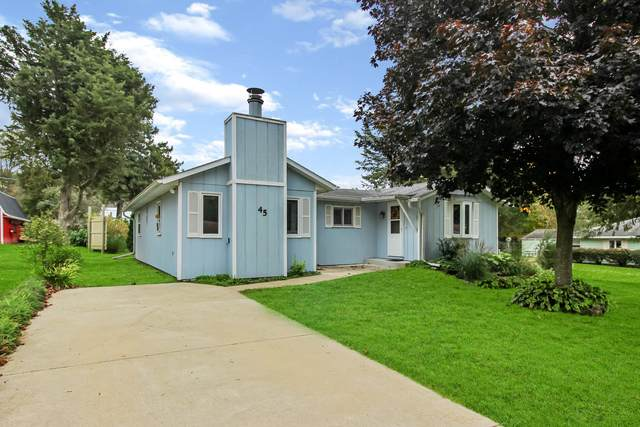 45 S Adams Street, Cedarville, IL 61013 (MLS #10886989) :: John Lyons Real Estate