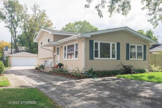 233 N Hager Avenue, Barrington, IL 60010 (MLS #10886991) :: Littlefield Group