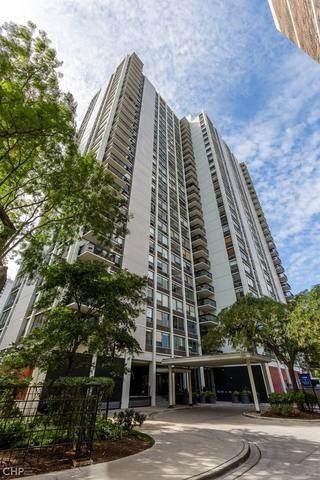 1460 N Sandburg Terrace #607, Chicago, IL 60610 (MLS #10887004) :: Ryan Dallas Real Estate