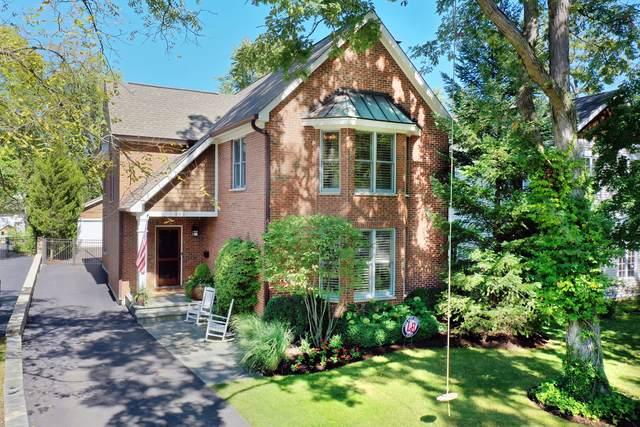 312 E Woodland Road, Lake Bluff, IL 60044 (MLS #10887037) :: John Lyons Real Estate
