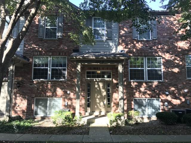 137 Bristol Lane #2, Wood Dale, IL 60191 (MLS #10887049) :: John Lyons Real Estate