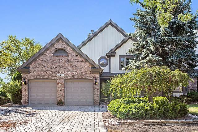 14837 Pine Tree Road, Orland Park, IL 60462 (MLS #10887114) :: Littlefield Group