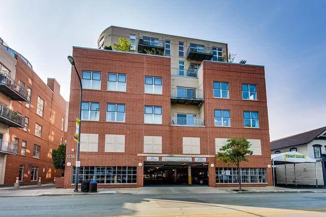 1236 Chicago Avenue #501, Evanston, IL 60202 (MLS #10887161) :: BN Homes Group