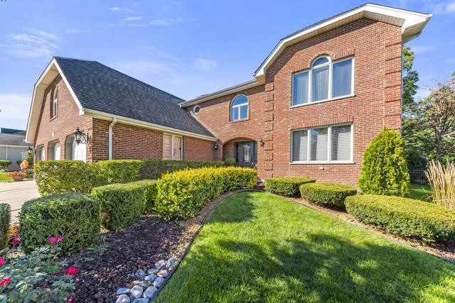 13508 W Oakwood Court, Homer Glen, IL 60491 (MLS #10887170) :: John Lyons Real Estate