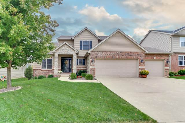 5107 Francesco Lane, Bloomington, IL 61705 (MLS #10887182) :: Lewke Partners