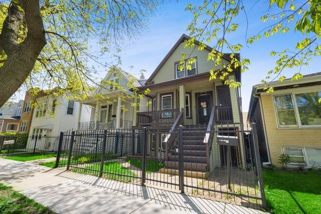 4126 N Drake Avenue, Chicago, IL 60618 (MLS #10887255) :: Property Consultants Realty