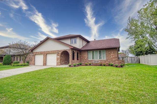 13020 Meadowview Lane, Homer Glen, IL 60491 (MLS #10887284) :: John Lyons Real Estate