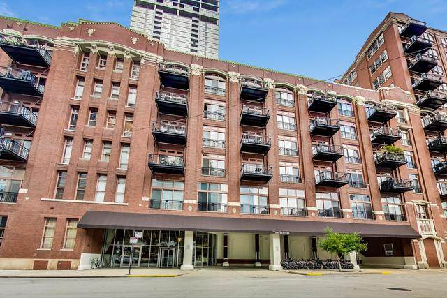 360 W Illinois Street #107, Chicago, IL 60654 (MLS #10887594) :: The Wexler Group at Keller Williams Preferred Realty