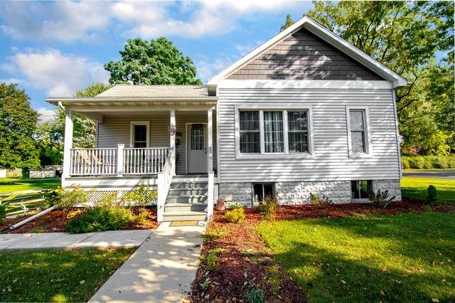423 E Front Street, Gilman, IL 60938 (MLS #10887678) :: BN Homes Group